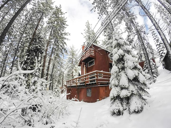 Rustic Modern Lakehouse - Snow trips booking now!