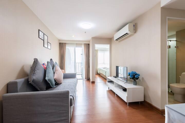 近MRT站一居室公寓One Room's Condominium Near MRT Station