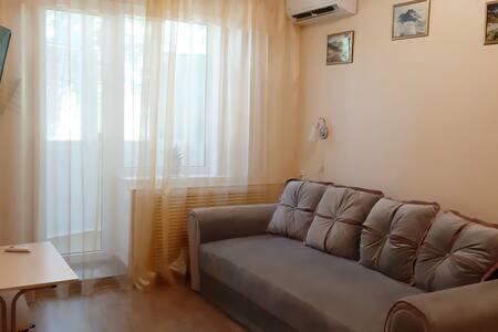 Квартира Апартаменты Олимп (МНТК,Мамаев Курган)