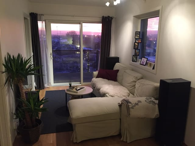 Apartment at Fornebu Business Park, close to Oslo - Bærum - Daire