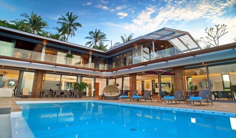Exquisite 6 bedroom pool Villa - Líng Lóng 玲珑