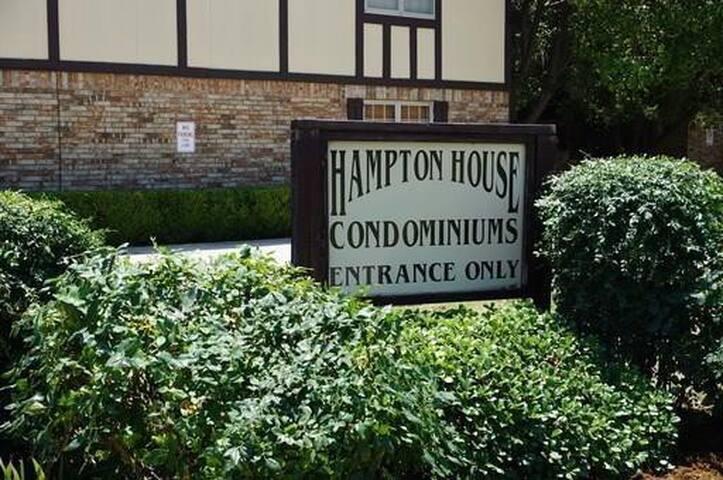 Economy, has all the basics, 2 bedroom condo 202.