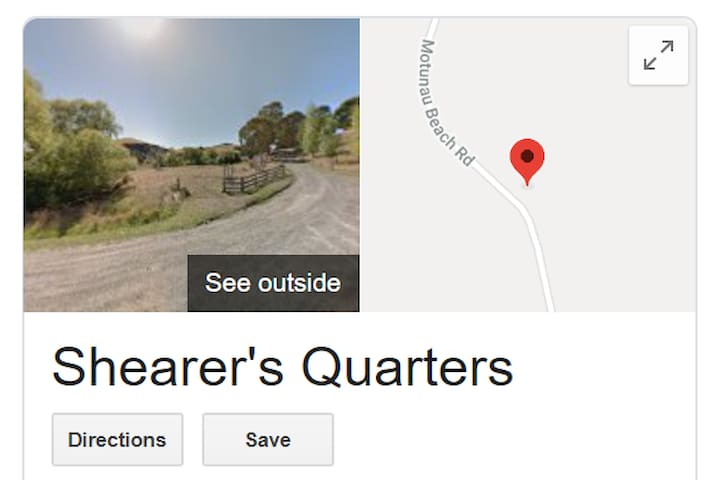 Shearers Quarters - Motunau Beach Rd, Greta Valley