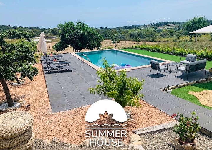 Summer House Tarragona
