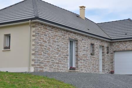 Gîte Emiflo - Saint-Pardoux-Corbier