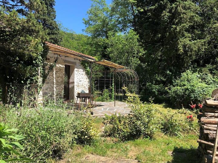Le Petit Nid Écologique du Moulin de Galangau