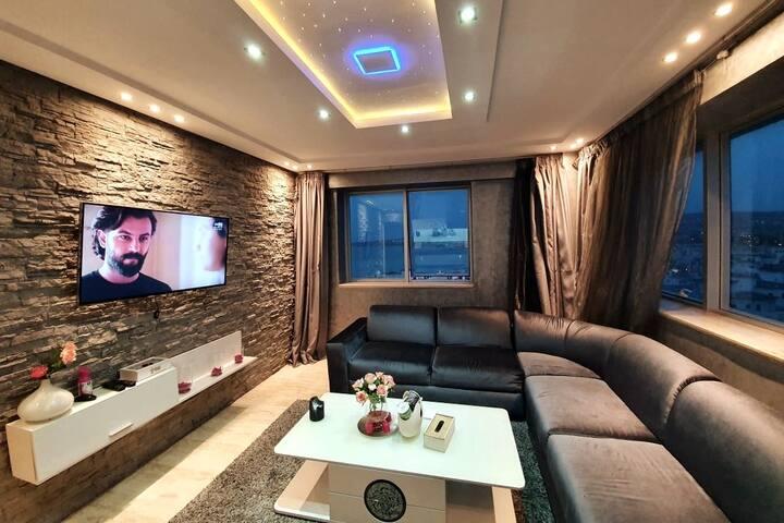 Appartement de rêve du plein centre de Malabata