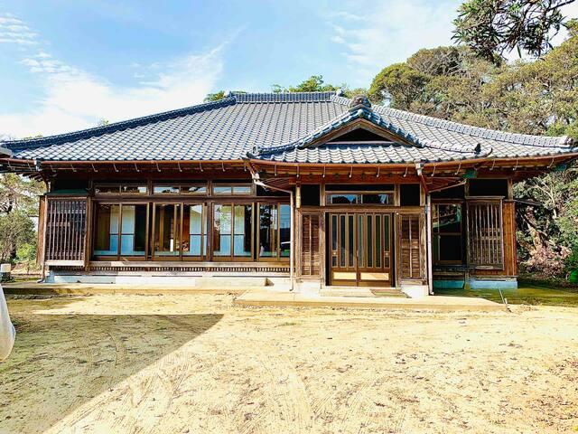 プレオープン。 1組限定・1〜22名で泊まれる古民家。Wi-Fi完備で九十九里海岸すぐ!