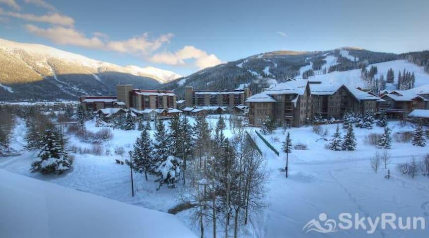 Copper Mountain-Center Village Hotel Room w. VIEW!