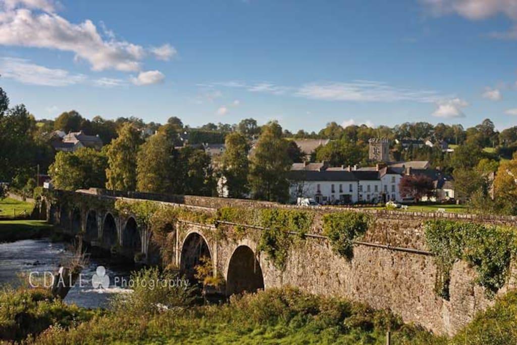 Bridge over the River Nore