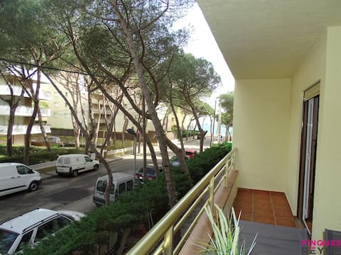 Apartamento a 100 metros de la playa de Platja d'Aro