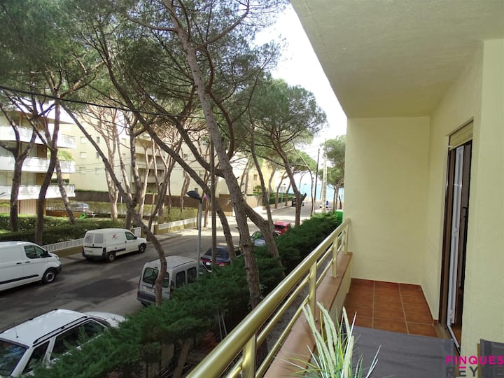 Apartment 100 meters from the beach of Platja d'Aro