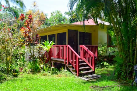 Jungle Hideaway - New Property SPECIAL RATE - Pāhoa - House