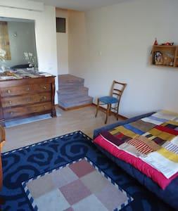 Chambre dans maison très proche lac et station ski - Lugrin