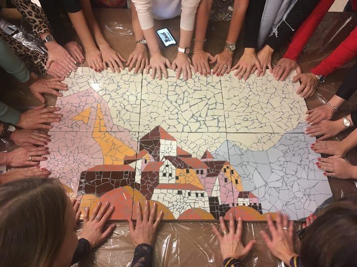 Team building Castle Vaduz