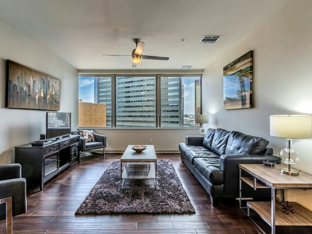 Amazing Elm Street Apartment - Dallas - Appartamento