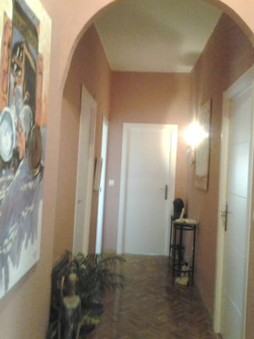 PISO CÉNTRICO./Flat  in the heart of the city. - Badajoz - Huoneisto