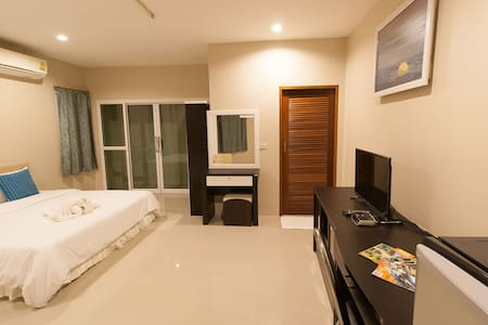 Sirin house Krabi town room 3 - paknam - Pension