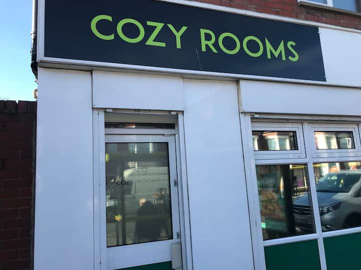 Cozy Rooms - Great Location