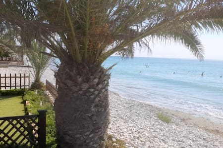 Sea View,Holiday House 2 bedroom in the beach - Meneou - House
