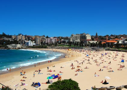 Bondi Coogee beach-side paradise - Coogee - Bed & Breakfast
