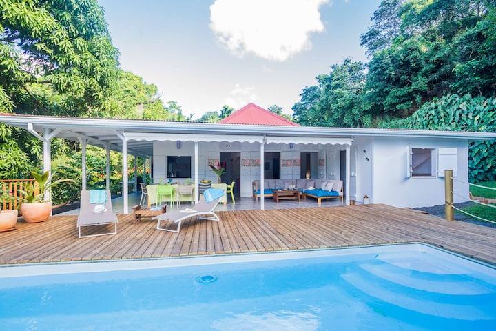 Villa de charme Mango Karet