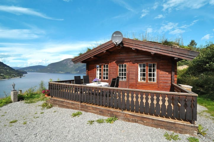 Holiday home in Olden for 5 persons