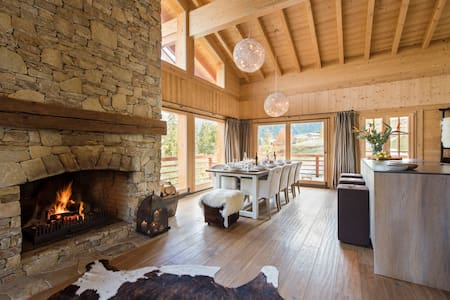 Luxury mountain getaway far from the crowds