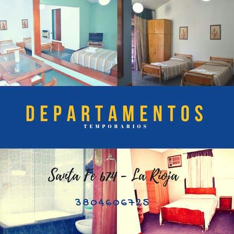 Proyecto ilu departamento  turistico