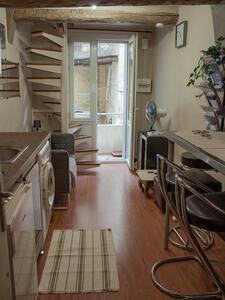 T2 duplex dans le centre historique - Aix-en-Provence - Apartment