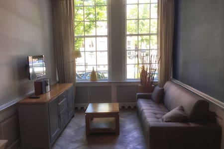 Amazing apartment with canal view in city centre! - Amsterdam - Apartment