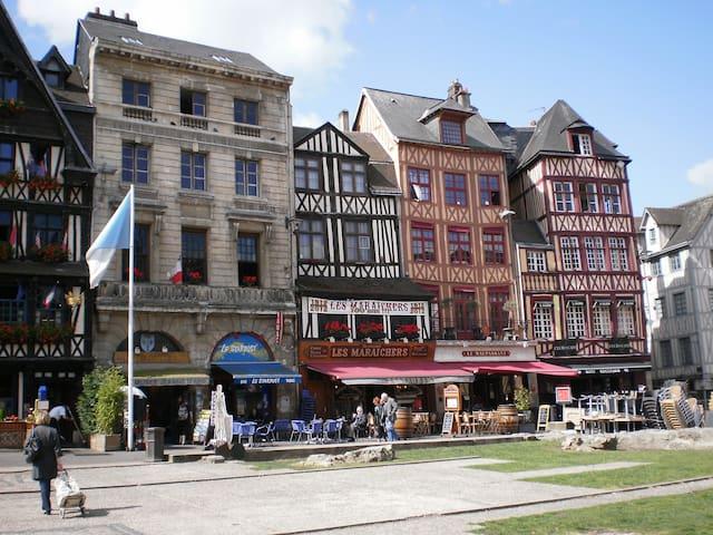 Rouen 45 minutes