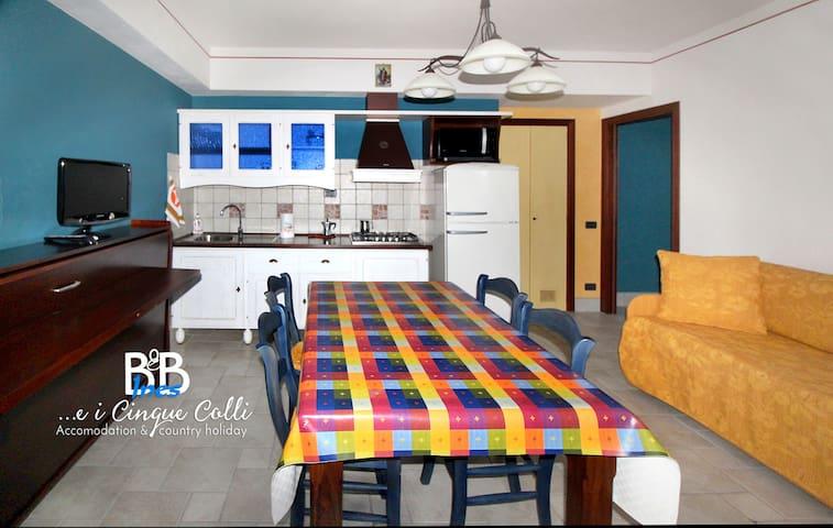 Appartamento Relax tra Collina e Mare - Potenza Picena - Bed & Breakfast