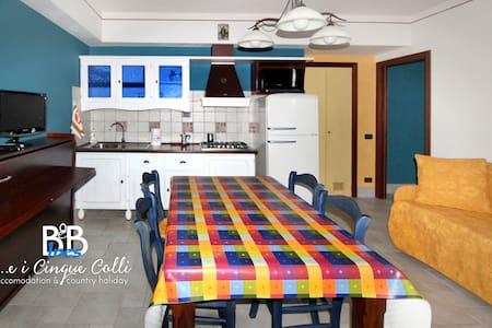 Appartamento Relax tra Collina e Mare - Potenza Picena - Inap sarapan