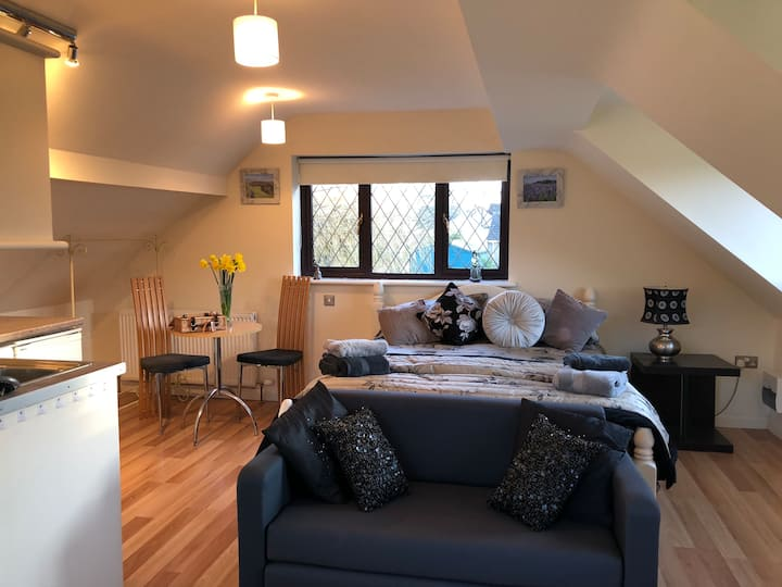 Willow Annexe in heart of forest