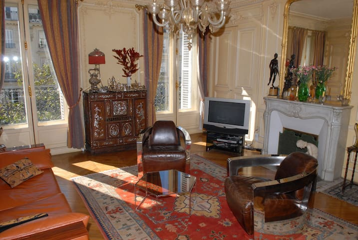 Typical and beautiful apartment - Paris - Wohnung