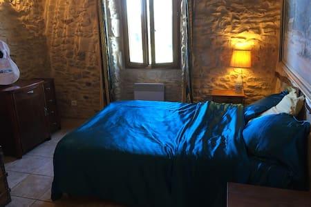 Ch privée dans maison de caractère - Saint-Étienne-les-Orgues