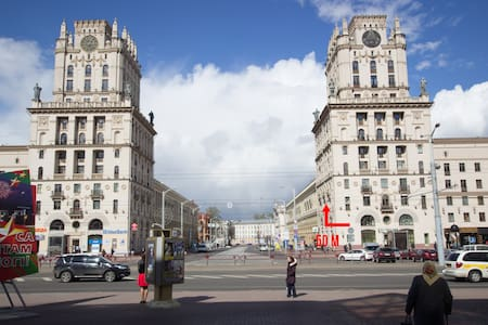 Квартира в р-не Ж\Д вокзала - Minsk