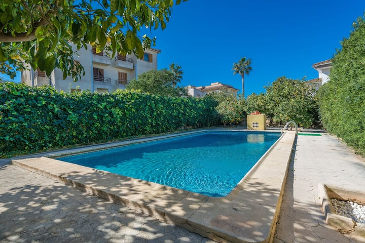 CAN MIQUEL (TORD) - Fantastic house with terrace and private pool, and located just 300 metres from the beach