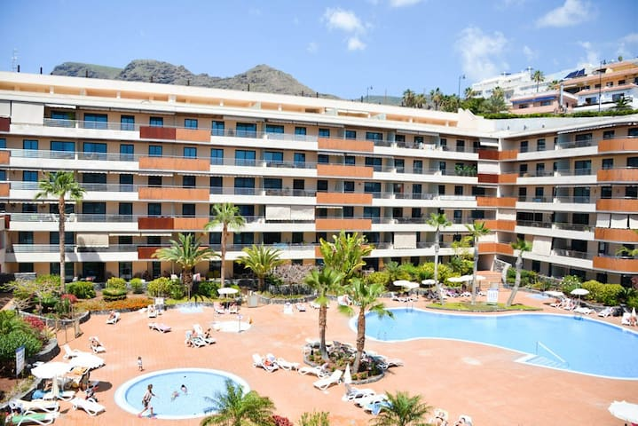2 bedroom apartment with a perfect view (3) - Santiago del Teide - Pis