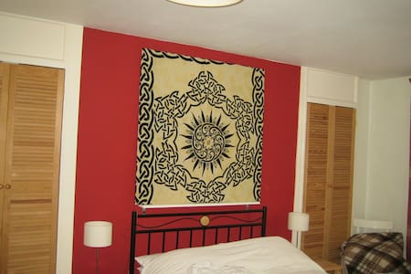 Large Room to Rent.   Monthly / Weekly - Newport - Maison de ville