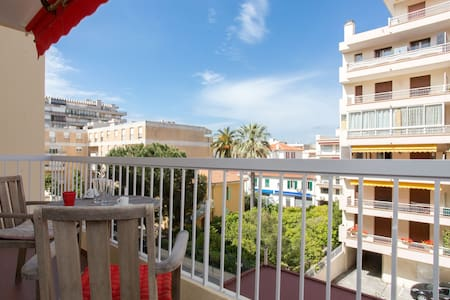 Charming studio 2mn from beaches ! - Antibes