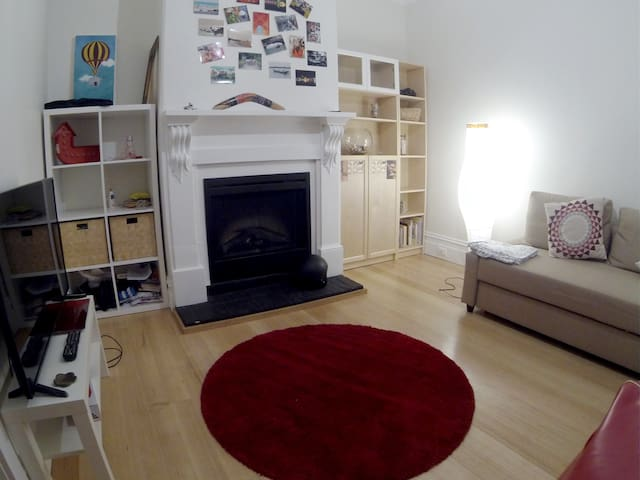 Cozy Room - between beach and CBD - South Melbourne - House