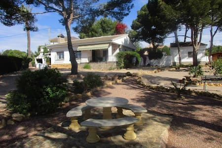Traditional Spanish villa in secluded garden - Pinar de Campoverde - Haus