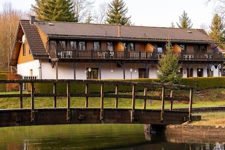Doppelzimmer, Balkon, Seeblick, Gemeinschaftsküche