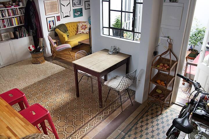 Apto 1 dormitorio, la mejor ubicacion de la ciudad - Montevideo - Appartement