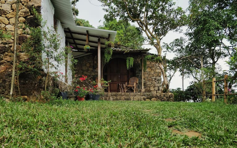 Stone Cottage at Mountain Villa