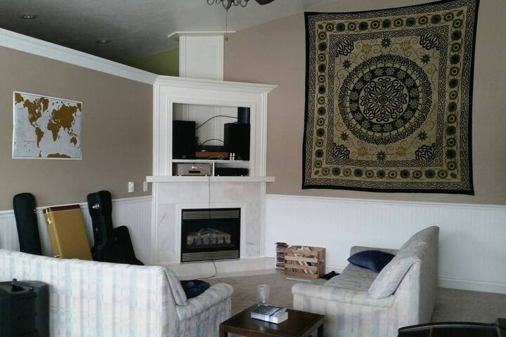 Cozy room for solo traveler