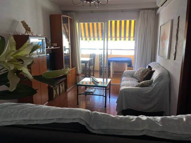Apartment in the centre of Calpe. Close to beach