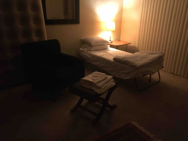 Vacant bed for short stays